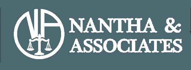 Nantha Associates Logo White 3