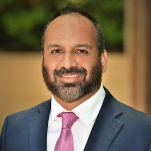 Kashif Haque, Founding Partner for Aegis Law Firm. Photo by Steven Georges/Aegis Law Firm