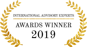 2019 High Resolution IAE Award Logo2